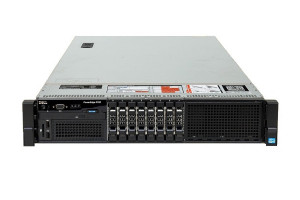 "Refurbished Dell PowerEdge R720 2.5"" 8-Bay (Build to Order)"