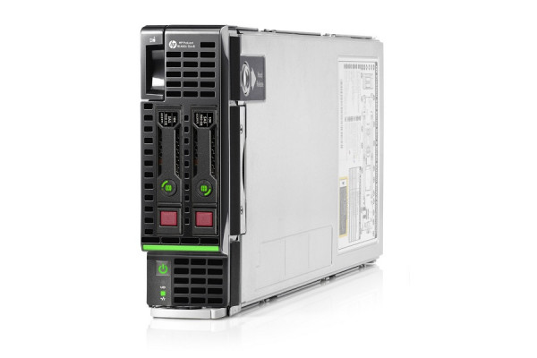 Refurbished HP ProLiant BL460c G8 2-Bay (Build to Order)