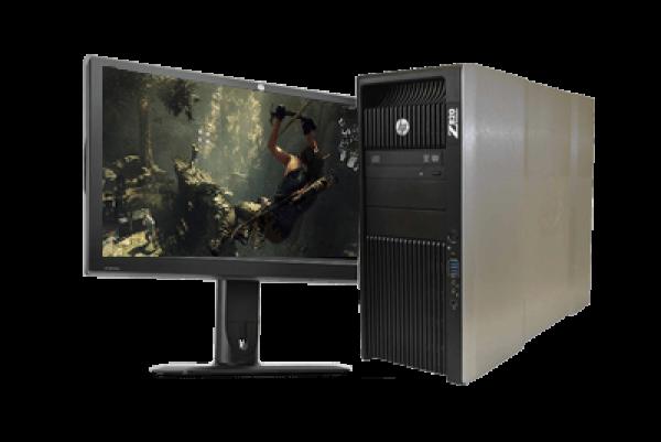 Refurbished HP Z820 Gaming Workstation