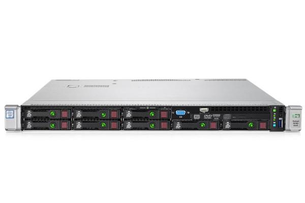 Сервер HP ProLiant DL360 818208-B21