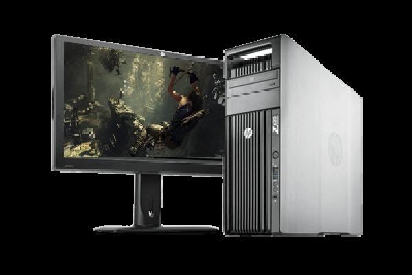 Refurbished HP Z620 Gaming Workstation