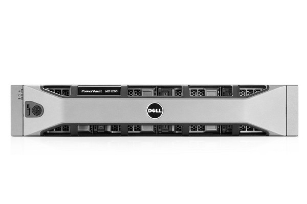 Refurbished Dell PowerVault MD1200 12-Bay (Build To Order)