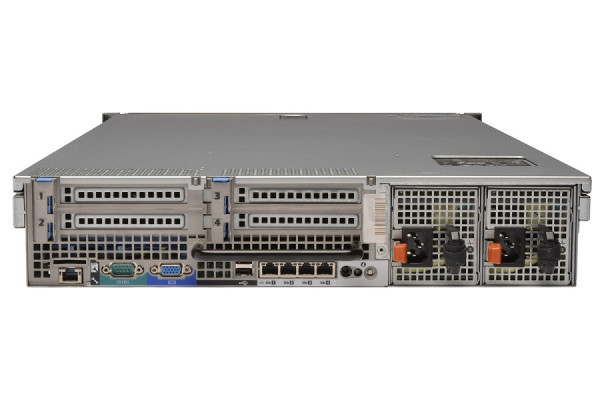 Refurbished Dell PowerEdge R710 8-Bay (Build to Order)