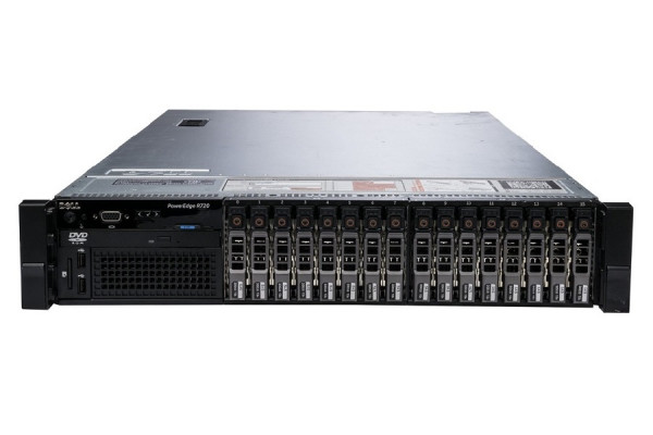 Refurbished Dell PowerEdge R720 16-Bay (Build To Order)