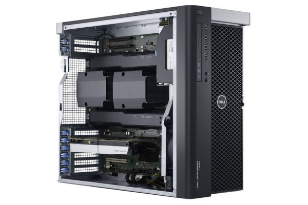 Refurbished Dell Precision T7600 Video Editing Workstation