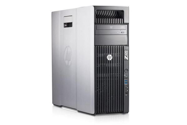 HP Z620 Stock Trading Computer