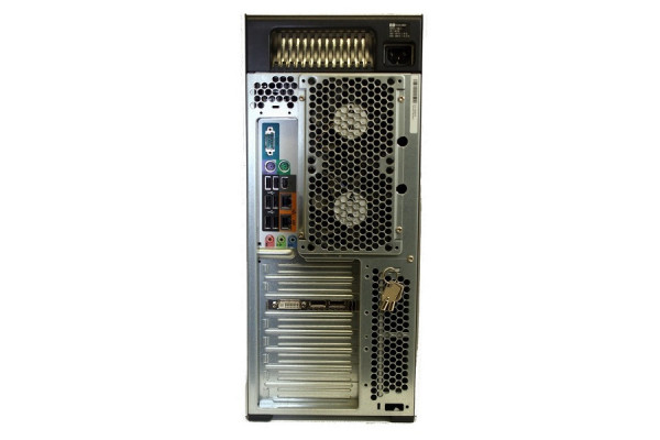 Refurbished HP Z800 Workstation (Build To Order)