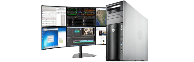 z620 trading workstation
